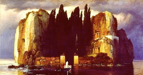 11 – L' Isola dei Morti – Alte Nationalgalerie