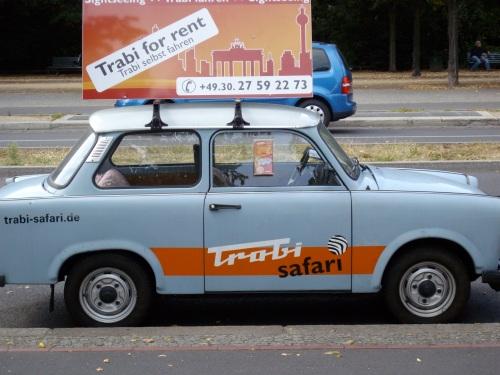50 – Berlino si può, comunque, girare comodamente anche in Metrò.